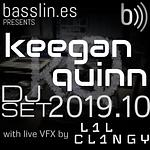 Keegan Quinn DJ Set 2019.10